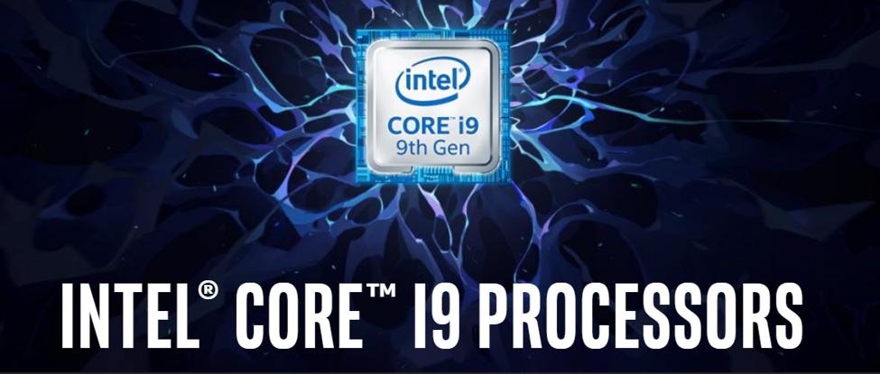 i9 Processor Laptop